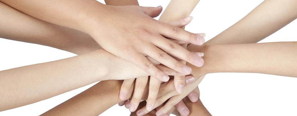 مجالات وفئات قسم الخدمات الاجتماعية